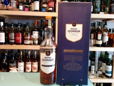 Royal Lochnagar Selected Reserve 2007