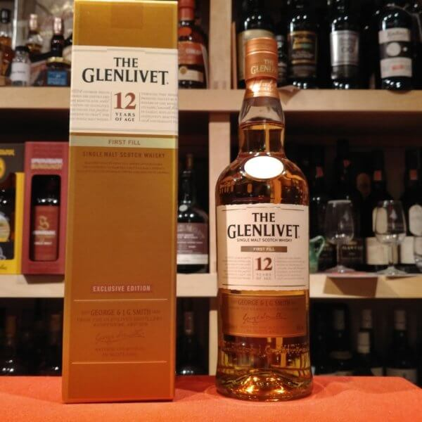 Glenlivet 12yo First Fill