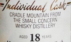 Cradle Mountain 18yo