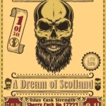 A Dream of Scotland Skull 2