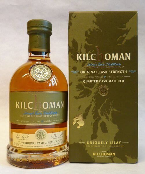 Kilchoman Original Cask Strength 2010