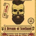 A Dream of Scotland Skull III