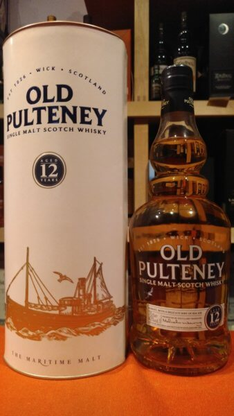 Old Pulteney 12 yo