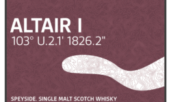 Scotch Universe Altair I - 103° U.2.1' 1826.2""