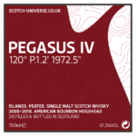 Scotch Universe Pegasus IV