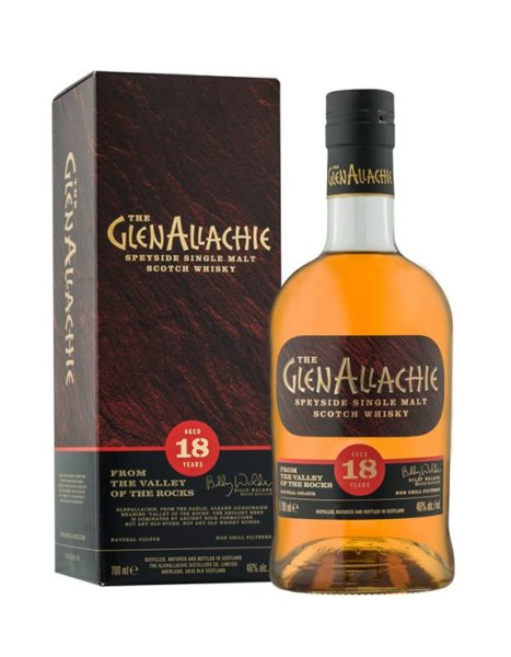 Glenallachie 18 year old