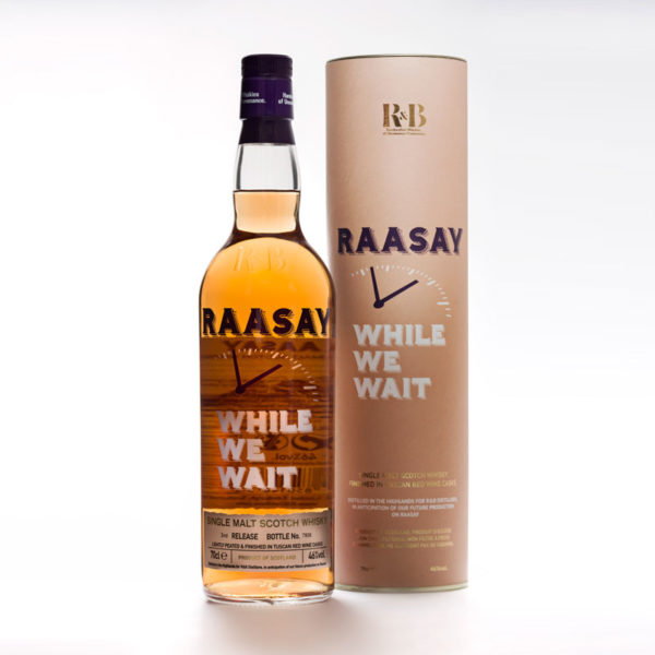 Raasay While We Wait 3rd