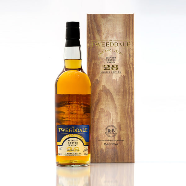 The Tweeddale 28-year-old - The Evolution