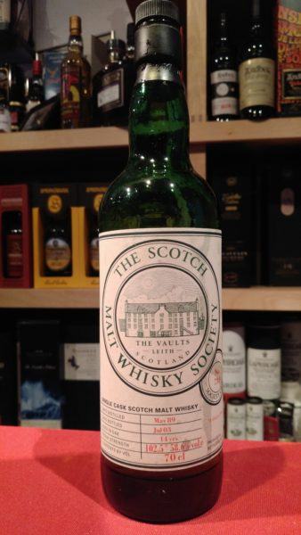 Aultmore 1989 SMWS 73.9