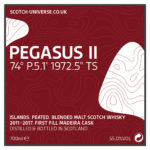 Scotch Universe Pegasus II