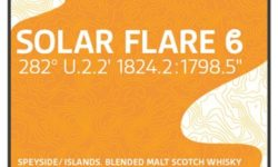 Scotch Universe Solar Flare Beta