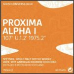 Scotch Universe Proxima Alpha I