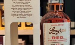 Longrow Red 13yo - 2020