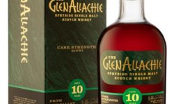 Glenallachie 10 yo Cask Strength Batch 4