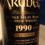 Ardbeg 1990 Cask Strength
