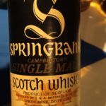 Springbank 12yo Black Label